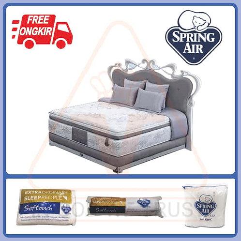 Spring Air - Euphoria Smart Comfort - Set - 200 x 200 / 200x200