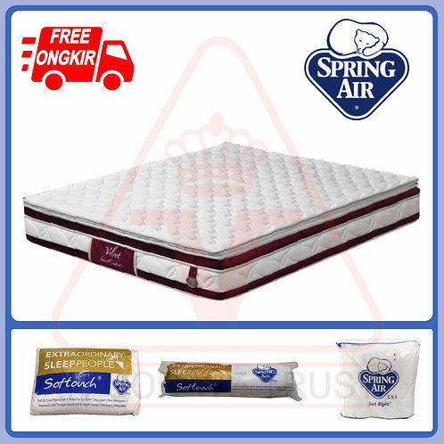 Spring Air - Velvet Smart Comfort - Kasur Saja - 160 x 200 / 160x200