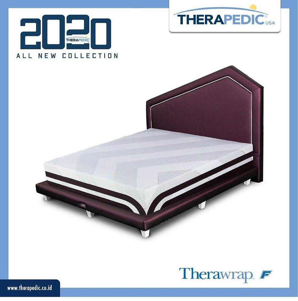 Therapedic Therawrap F | Victoria Furnicenter