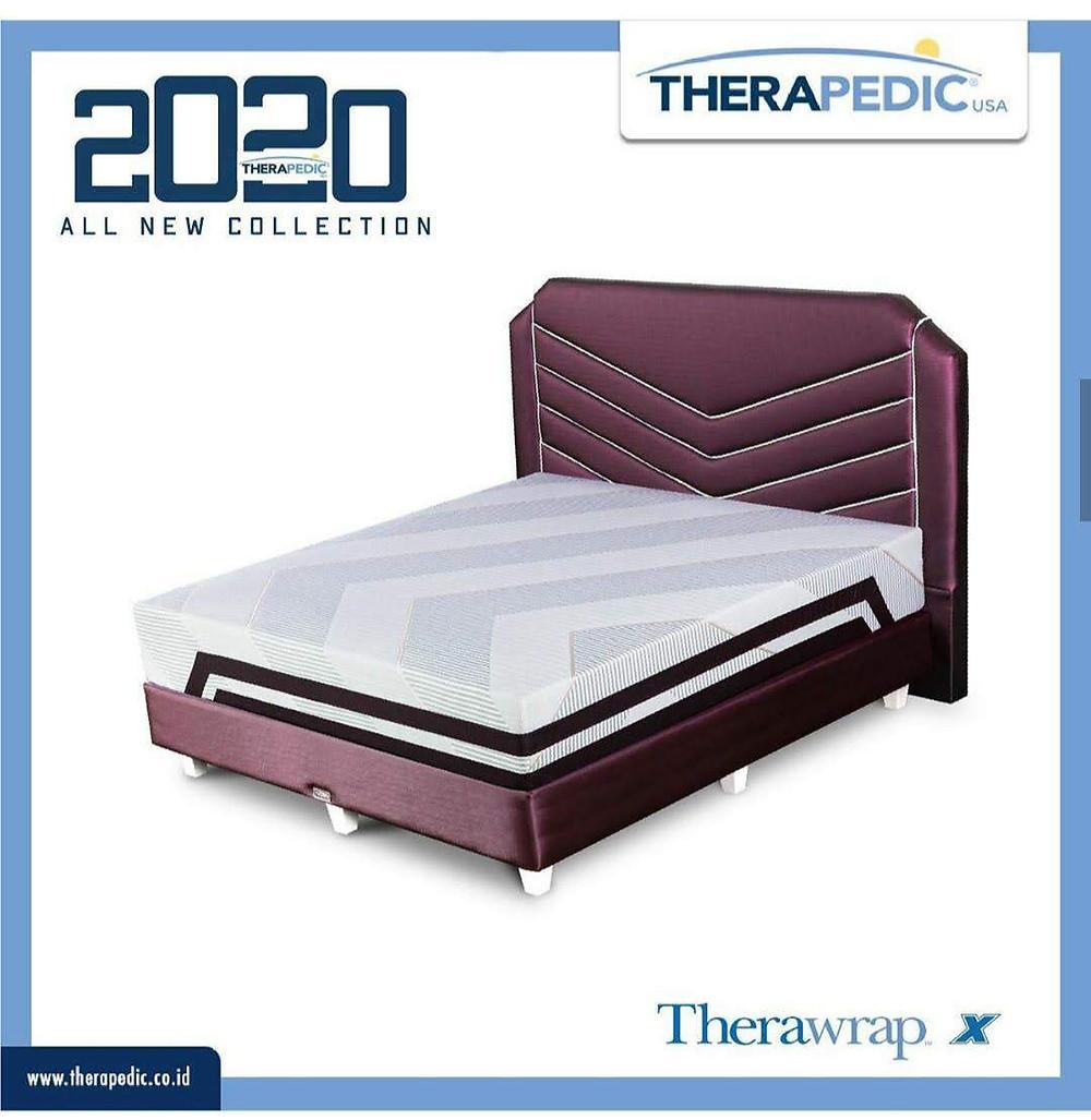 Therapedic Therawrap X | Victoria Furnicenter