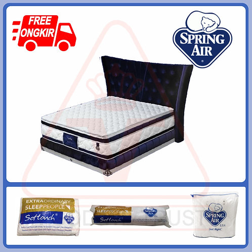 Spring Air - Ortho Smart Comfort - Set - 160 x 200 / 160x200