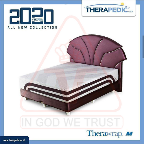 Therapedic - Therawrap M - Set - 180 x 200 / 180x200