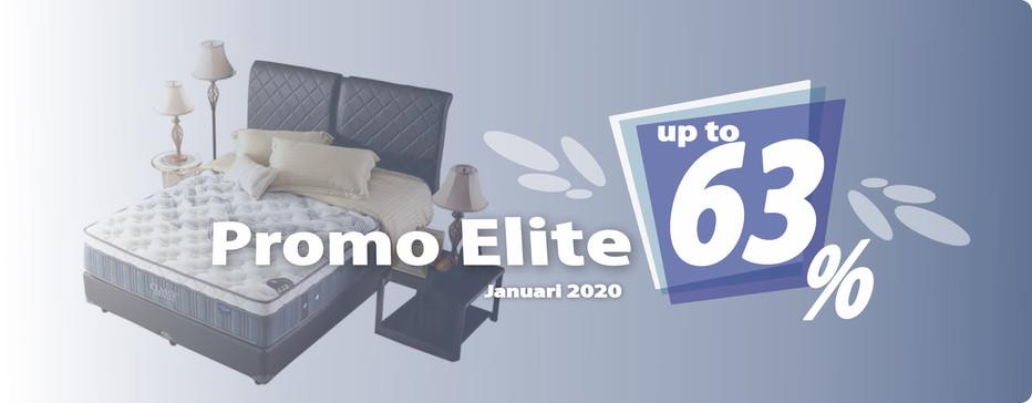 Diskon Elite up to 63% Januari 2020 Sidoarjo Surabaya