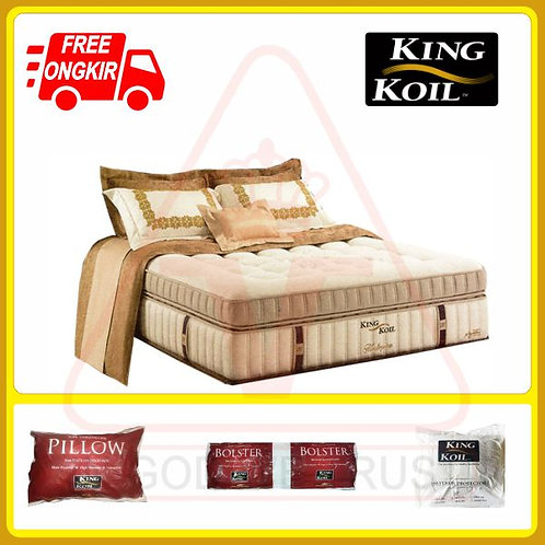 King Koil - Masterpiece - Kasur - 100 x 200 - 100x200
