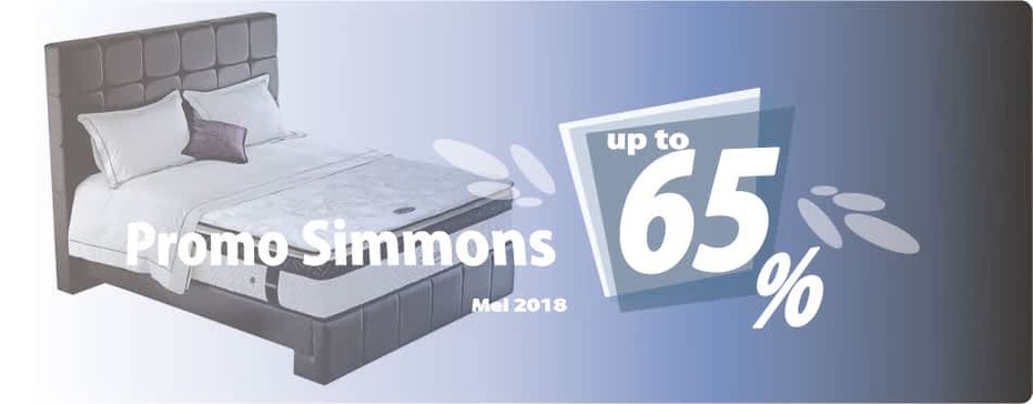Promo Simmons Bulan Mei 2018