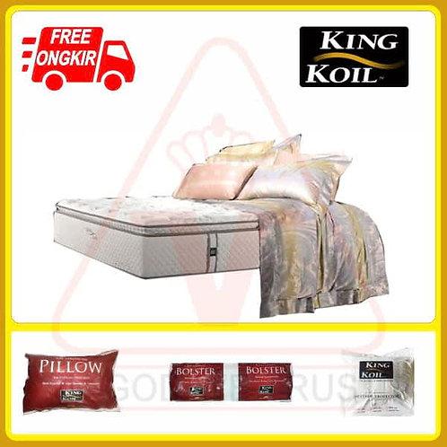 King Koil - World Endorsed - Kasur - 180 x 200 - 180x200