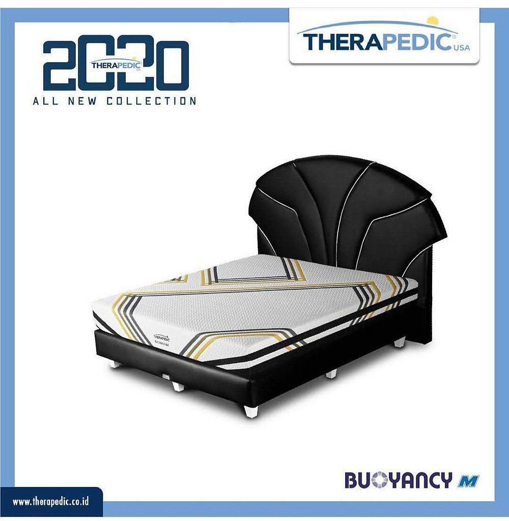 Therapedic Buoyancy M | Victoria Furnicenter