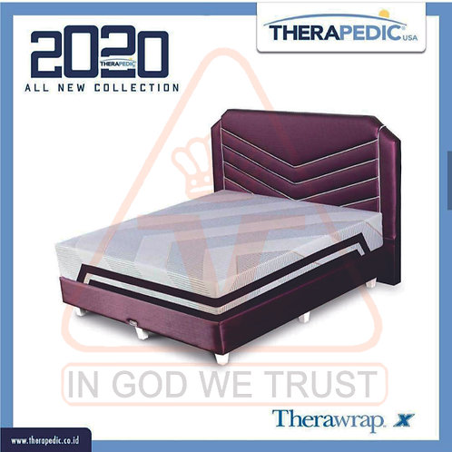 Therapedic - Therawrap X - Kasur Saja - 180 x 200 / 180x200