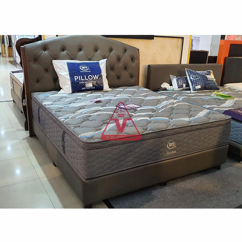 Review Comforta Neo Star Victoria Furnicenter Toko Spring Bed Surabaya Sidoarjo Malang