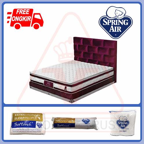 Spring Air - Velvet Smart Comfort - Set - 160 x 200 / 160x200