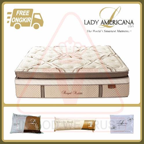 Lady Americana - Royal Azzure - Kasur Saja - 120 x 200 / 120x200