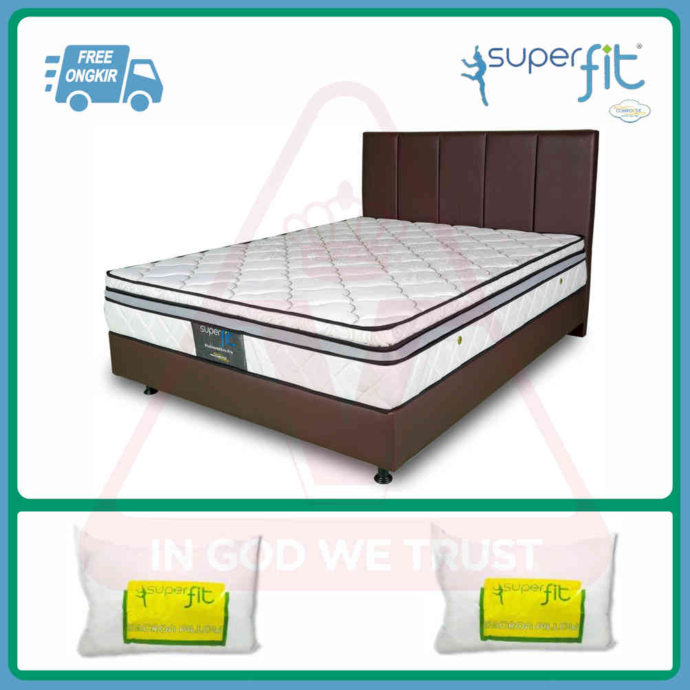SuperFit by Comforta - PlatinumXtra Pro - Set - 180 x 200 / 180x200