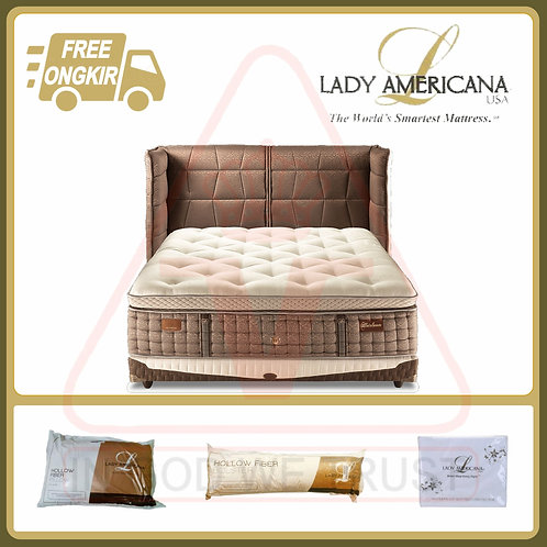 Lady Americana - Heirloom - Set - 180 x 200 / 180x200