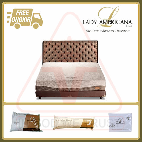 Lady Americana - Essential Care - Set - 180 x 200 / 180x200