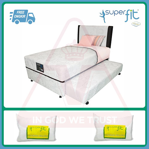 SuperFit by Comforta - TwinXtra - Set - 100 x 200 / 100x200