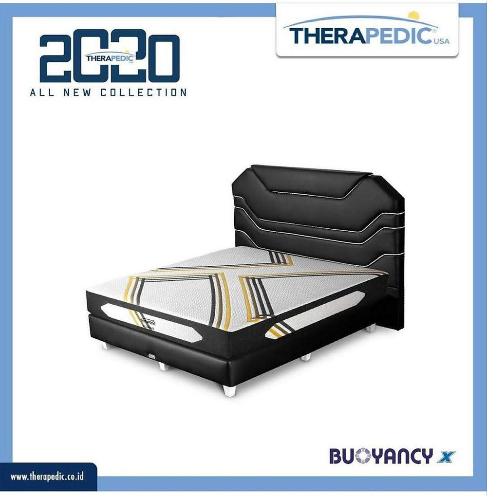 Therapedic Buoyancy X | Victoria Furnicenter