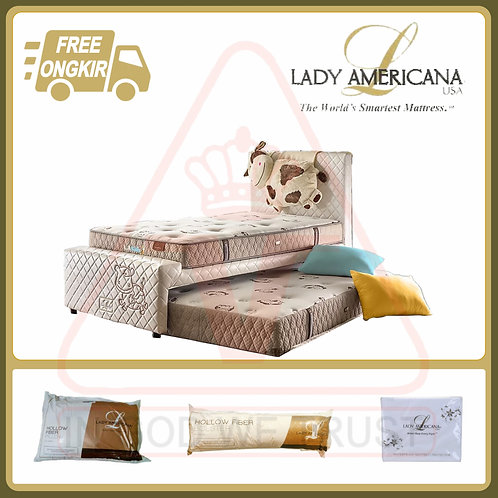 Lady Americana - LA Kids - Set - 120 x 200 / 120x200