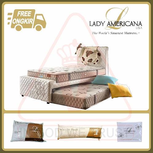 Lady Americana - LA Kids - Set - 90 x 200 / 90x200