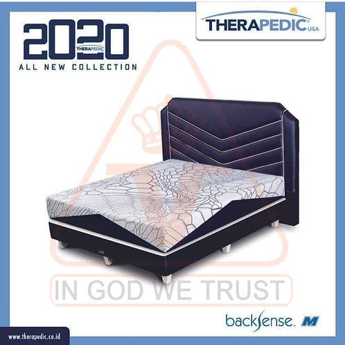 Therapedic - Backsense M - Kasur Saja - 180 x 200 / 180x200