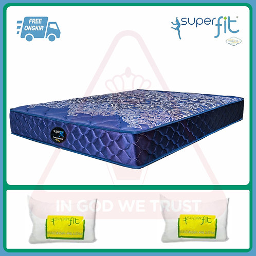 SuperFit by Comforta - Platinum Pocket Pro - Kasur - 100 x 200 / 100x200