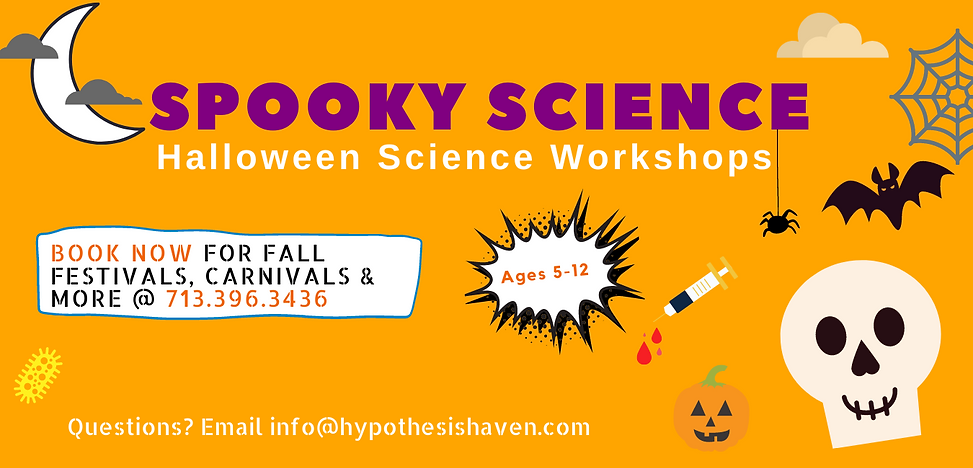 Halloween Science for Kids
