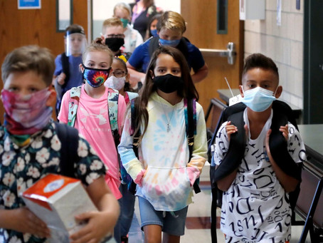 Back to School Safety: Mask Up