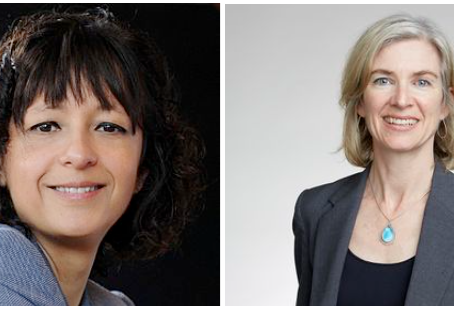 Medical Pioneers: Emmanuelle Charpentier and Jennifer Doudna