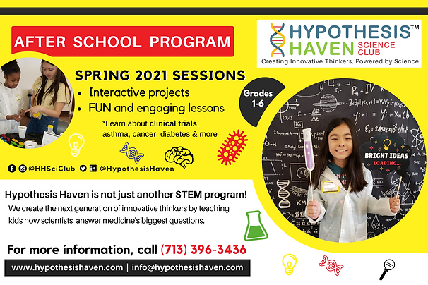 Hypothesis Haven ASP Flyer Spring 2021.p