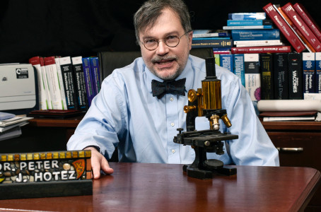 Medical Pioneer: Dr. Peter Hotez