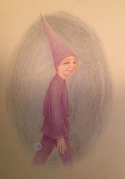 Gnome violet