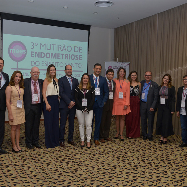 Mutirão de Endometriose do ES 2018