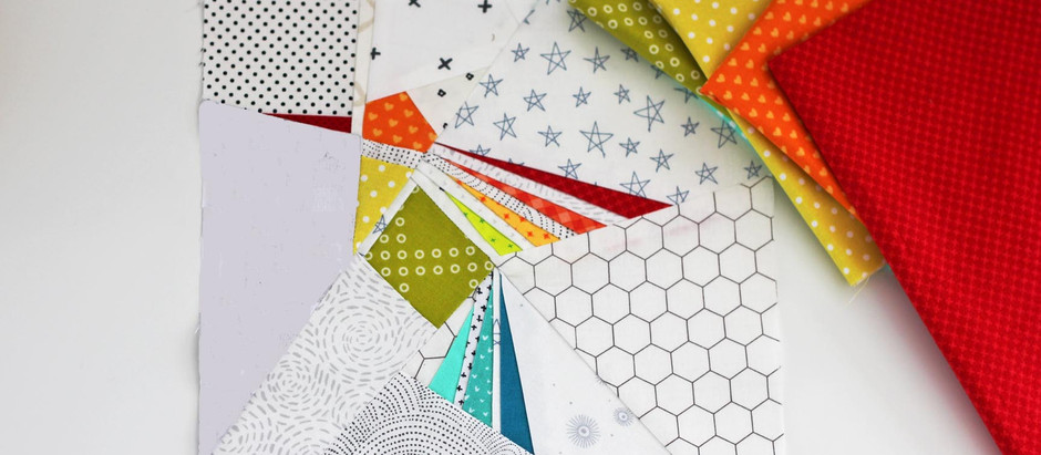 How to Paper Piece a Quilt