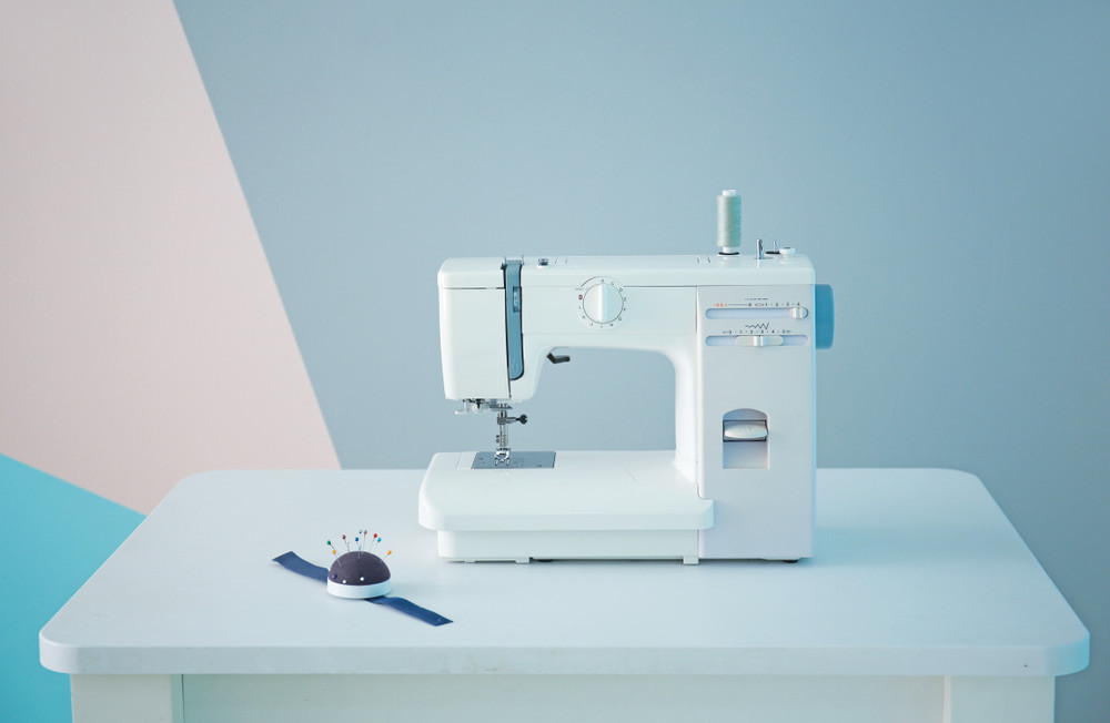 Sewing machine - quilting supplies for beginners