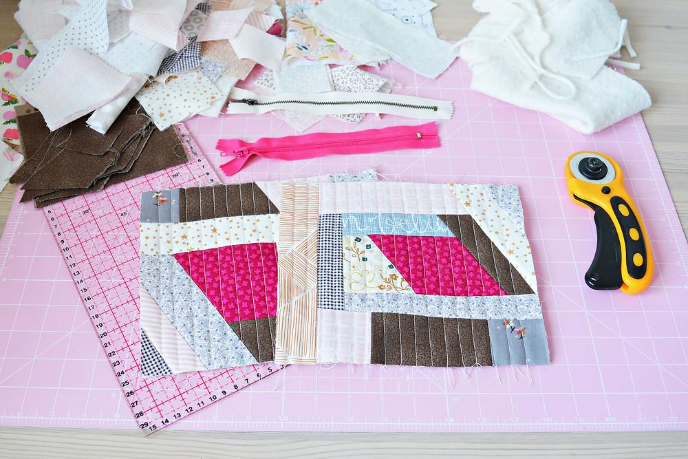 fabrics - quilting supplies list for beginners