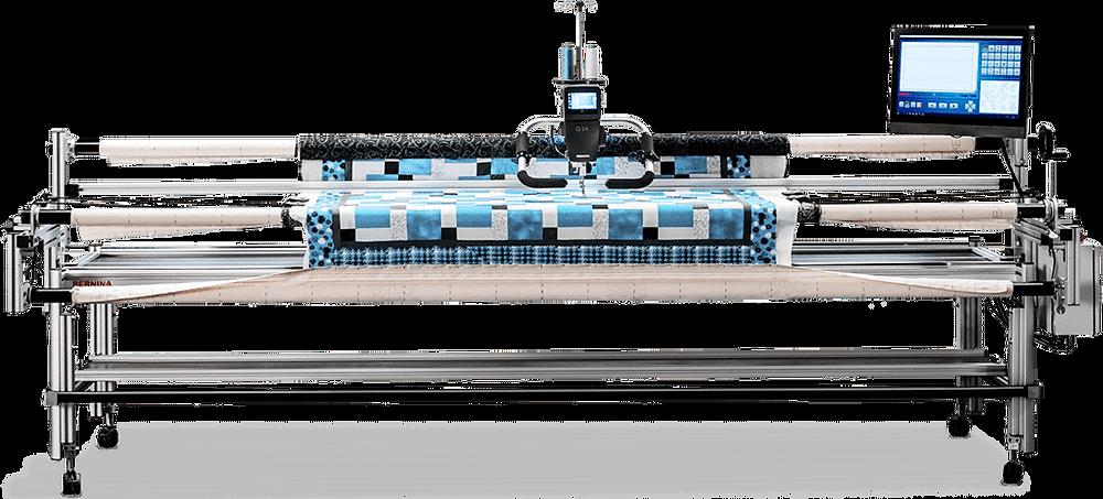 Bernina longarm quilting machine