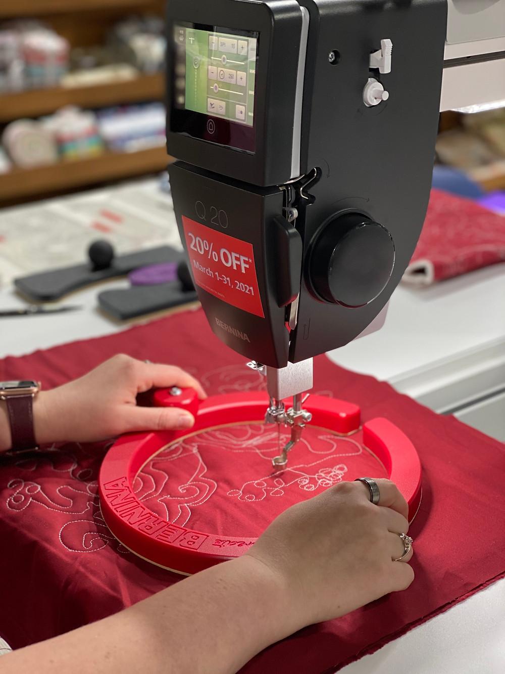 Reasons to Use Bernina Sewing Machines