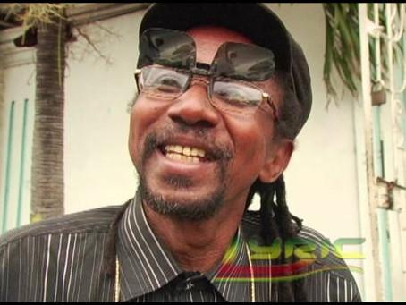 Jamaican Artist, Eddi Fitzroy