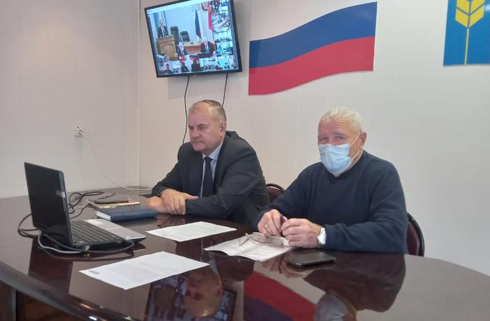 пленум Совета Алтайской краевой организации ветеранов
