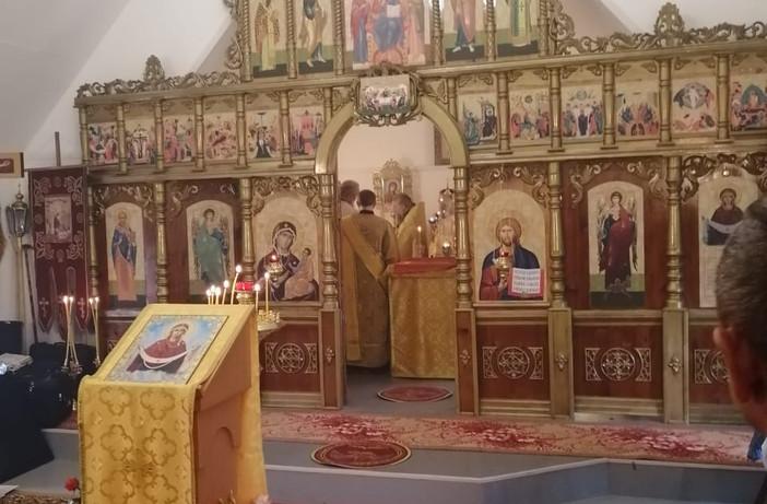 Церковь в с.Дмитро-Титово