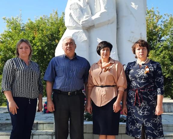 Мероприятие к Дню памяти земляков, погибших на Карельском фронте