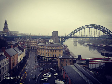 Rendezvous with Newcastle