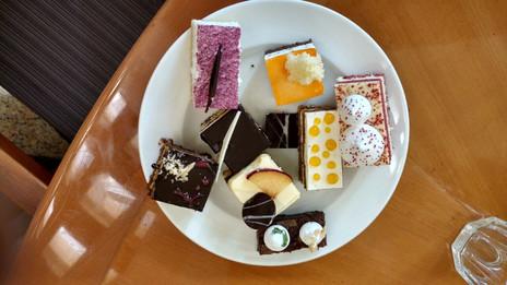 Lotus Cafe, Marriott Juhu