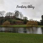 Beauteous remains-Fountains Abbey #Superbloggerchallenge #instacuppa