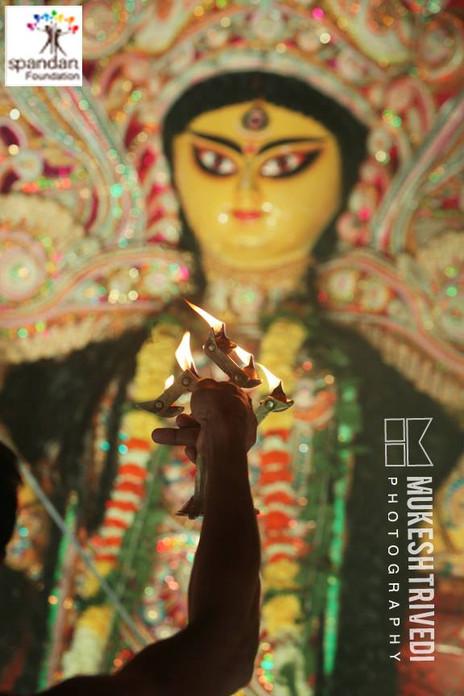 Celebrated moments - Durga Puja 2016
