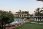 Pre-Christmas 2014 and the luxurious Holiday Inn