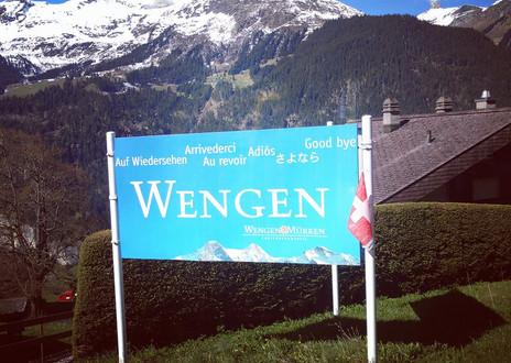 Quietude and Wengen