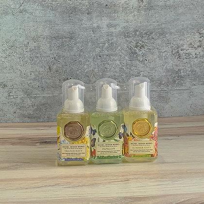 Mini Foaming Hand Soap Set