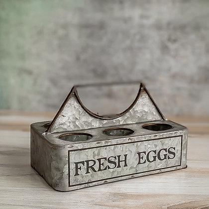 Metal Egg Caddy