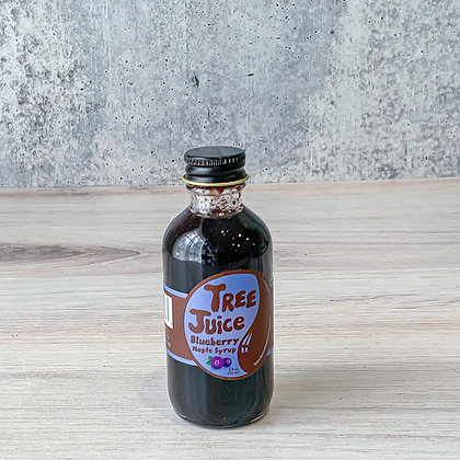 Blueberry Maple Syrup - 2oz