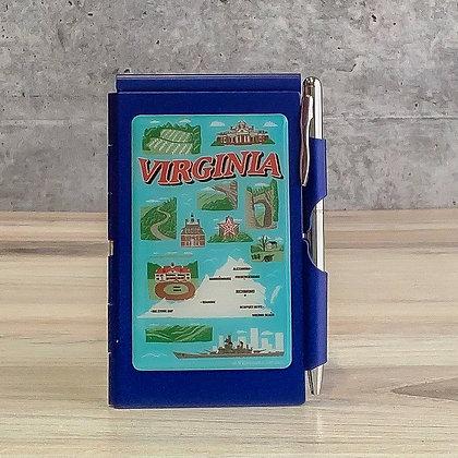 Virginia Notepad